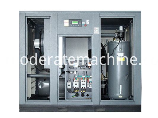 110KW Screw Air Compressor