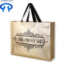 Benutzerdefinierte Einkaufstasche Mode Handtasche Pelz Tasche