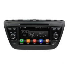KLD auto-multimedia voor SX4 S Cross