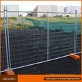 2.4X2.1m Temporary Fence with Concrete Base and Clamp for Australia