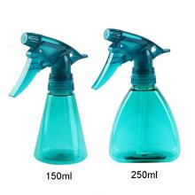 Frasco de pulverizador de gatilho de plástico para limpeza doméstica (TB01)