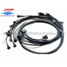 Сложный жгут проводов для моторки