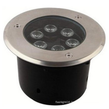 6*1W AC220V Stainless Steel Embedded Underwater Lights