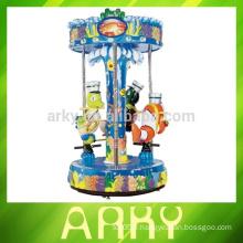 Machine tournante à usage commercial - Merry Go Round