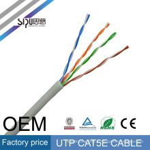 Оптовая высокое качество сети СИПУ лучшей цене серый 305м ССА 0.4 кабель UTP кабель cat5e LAN кабель для Ethernet