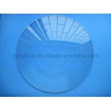 Dia verre optique K9 Lentille convexe Plano / Lentille de 100 mm