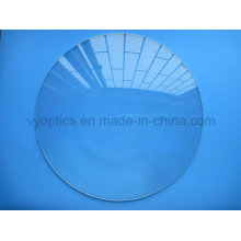 Optical K9 Glass Dia. 100mm Plano Convex Lens/Magnifier Lens