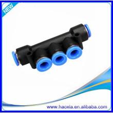 Tubo de conexão rápida de plástico quente Tubo de encaixe pneumático com PK