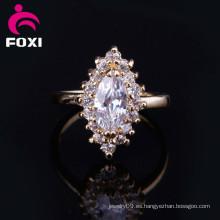 Anillos al por mayor de diamantes de la joyería para las mujeres