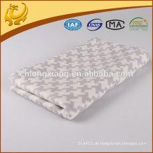 2015 neue Muster Großhandel Fabrik Business Decke Schal Material