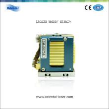 Láser de diodo de pila vertical refrigerado por agua de microonda de 300W 940nm CW