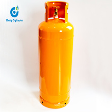 Tped ISO Kas Ads DOT Good Price 45kg LPG Gas Cylinder 43.5L Propane Gas Bottle for Camping