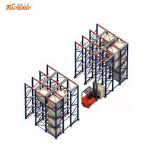 heavy duty warehouse metal storage drive-in pallet rack