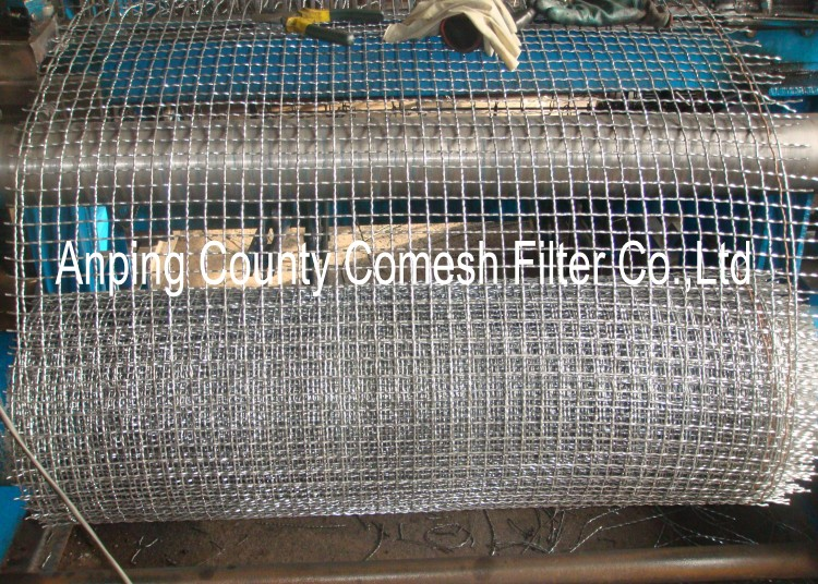 Professional Crimped Wire Mesh