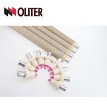 OLITER fast expendable hotsale type b disposable thermocouple tip for molten steel 604 triangle connector