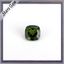 Fashion Brilliant Green Natural Diopside Gemstone for Jewellery