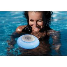 Alto-falante Bluetooth flutuante para piscina