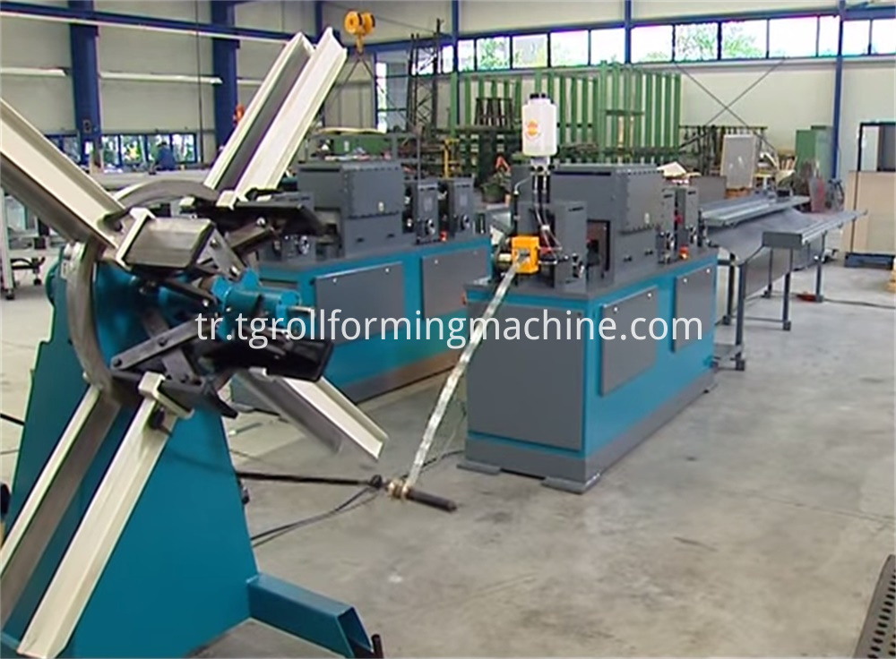 High Speed Angle Bead Production Line