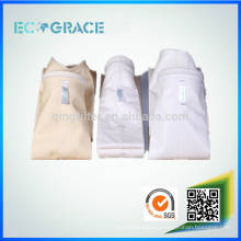 Filtro de filtro Industrail Filtro de polvo Filtro de filtro de aramida