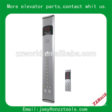 Cheap high quality elevator standard button panel cop and lop