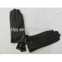 Les gants en cuir de conception simple pour homme 2014 se vendent bien