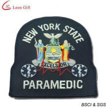 Alta qualidade EUA polícia bordado Patches para lembrança (LM1562)
