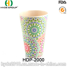 Wholesale Werbe BPA frei Bambusfaser Cup (HDP-2000)