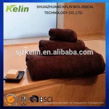 toalla de baño espiral barata estupenda del hotel de cinco estrellas del algodón del 100%
