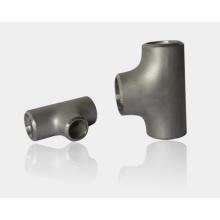 Tee en acier sans soudure en acier au carbone ASME B16.9