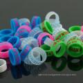 Concave Vape Band Decorative and Protection Mechanical Mod Colors Silicone Vape Band Vaporizer Band Ecig Vape Band