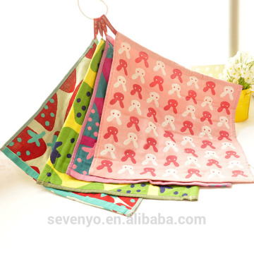100% хлопок попки полотенце для лица(м-026)