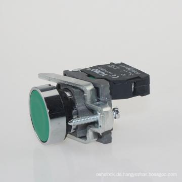 Lay4-Ba31 Elektrische Flush Druckschalter / Frühling Return 220 V Push Button