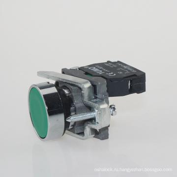Lay4-Ba31 электрическая кнопка заподлицо переключателя/с возвратной пружиной 220В кнопка
