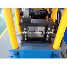 Jiaxing steel c e z purlin roll formando preço da máquina