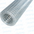 Mesh Galvanized and PVC Welded Wire Mesh