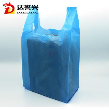 t-shirt plastic bag with customized logo
