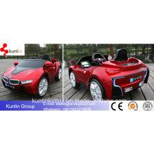 Vehículo de juguete eléctrico manejable para niños