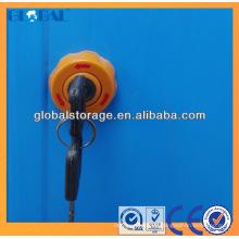 ABS & PVC Schließfach mit Sauna Lock System