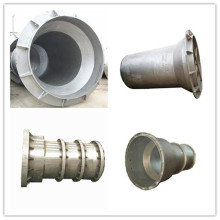 Boiler Spare Parts List Vortex Finder in Hydrocyclone