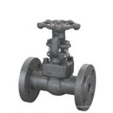 Vanne en acier forgé haute température à haute pression
