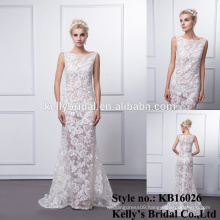 free shipping romantic sexy see-through bridal wedding gown dress real pictures custom make plus sizes alibaba online dress