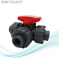 Santhai Manual Diaphragm Valve with Clamped End