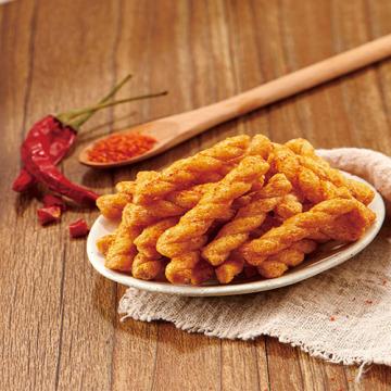 Torsade de riz gluant épicé