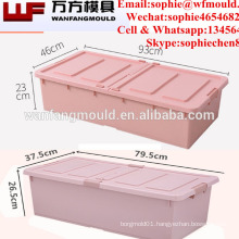 2018 OEM Custom storage container injection mould with high quality