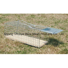 Multi-Hunting Foldable Live Animal Traps Cage Rodents Cage