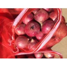 Exportateur d'oignons rouges frais de l'année 2016 en provenance de Chine
