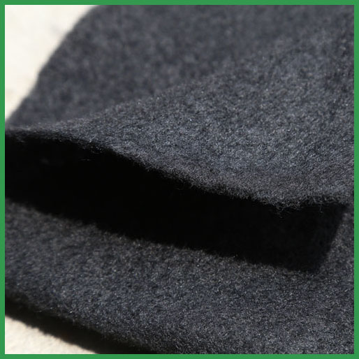 PP non woven geotextile fabric with good flexibility