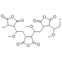 Poli (metil vinil éter-alt-anhídrido maleico) CAS 9011-16-9