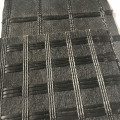 Glasfiber geogrid kombineras med PP Nonwoven Fabric