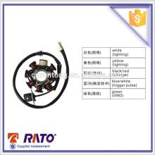 China de qualidade superior 8 pólos de carga dupla Bobina de estator de magneto de motocicleta para GY6